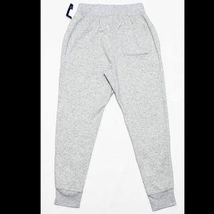 NWT CHAMPION Men/'s Heritage Scarf Cuffed Pocket Sweatpants Medium pants jogger